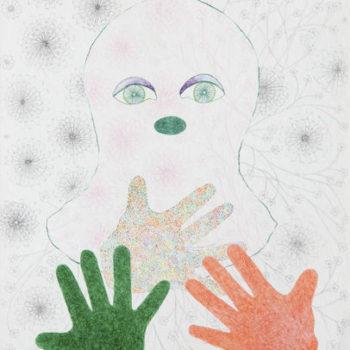Teoksen nimi: Kolmikätinen (Tyttö-sarja) 2011
