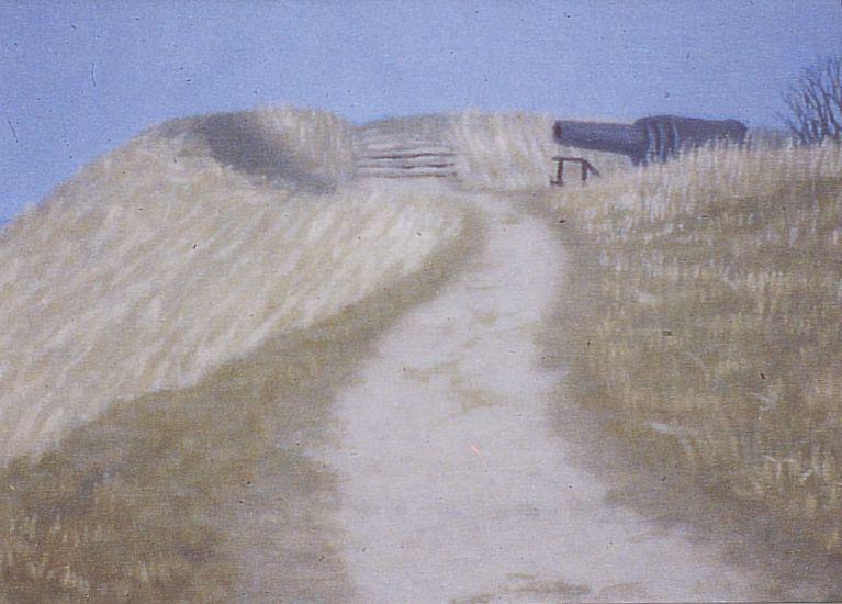 1860-luvun kanuuna valleilla 2003