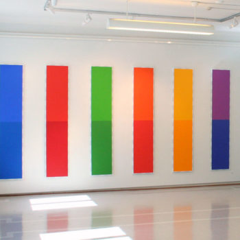 Name of the work: Spectrum-Horizont, 2010