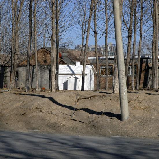 Separator, 2008, valkoinen