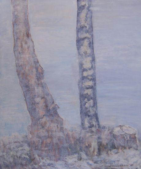 Rungot     120 x 100 cm  v. 2009