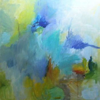 Name of the work: I Feel the Lightness