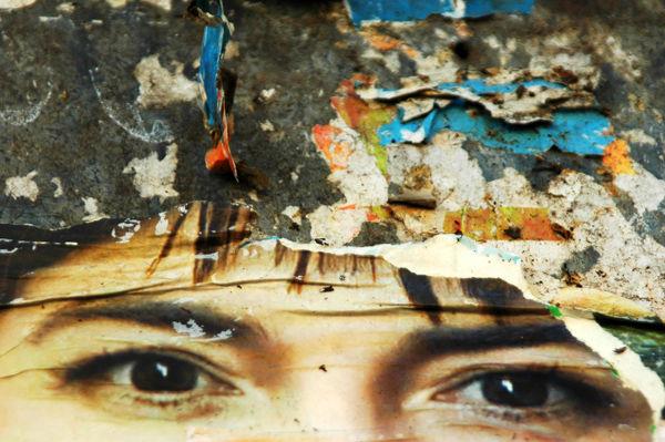 Untitled (Head) Urban-sarjasta/Urban Photo Series