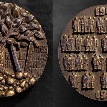 Name of the work: Sotainvalidien Veljesliitto 40 vuotta 1980
