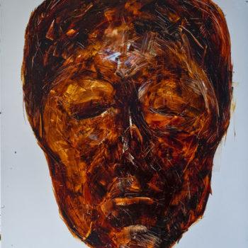 Teoksen nimi: naamio (Mask I)