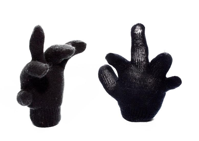 Musta käsi, yksityiskohta