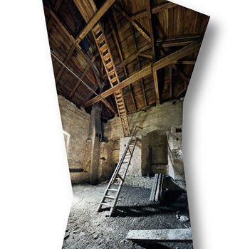 Teoksen nimi: Torni 4, Wolkersdorfin linna