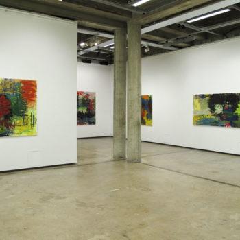 Teoksen nimi: Galleria Aarni, Espoo, 16.9.-10.10.2010