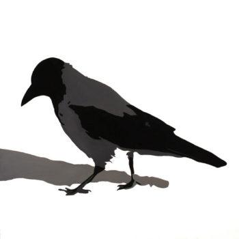 Teoksen nimi: Bird Walking