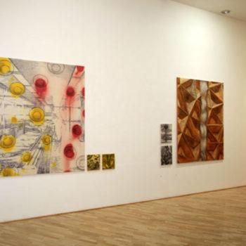 Teoksen nimi: Näkymä näyttelystä tm galleria 2010