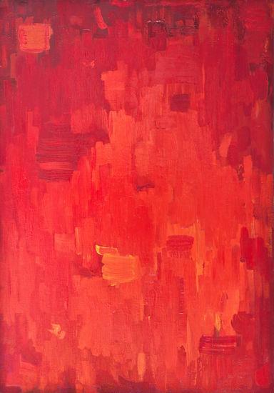 Maalaus, 120x85cm, öljy kankaalle, 2005