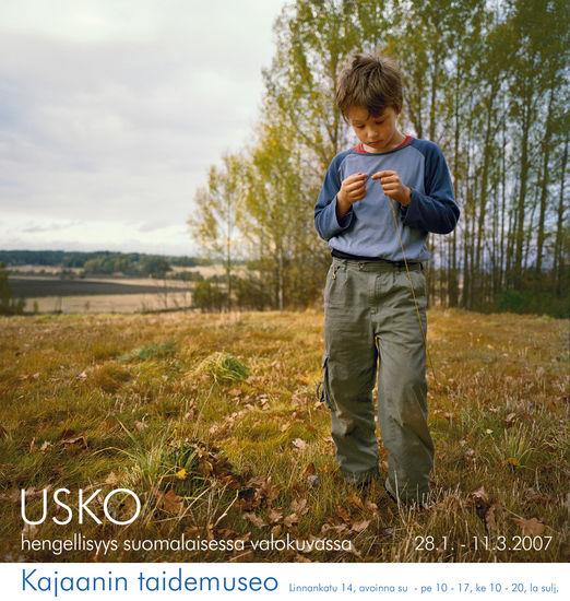 Poika, sarjasta Ja minä käänsin sydämeni, 2005