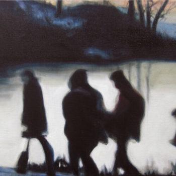 Teoksen nimi: Evening walk