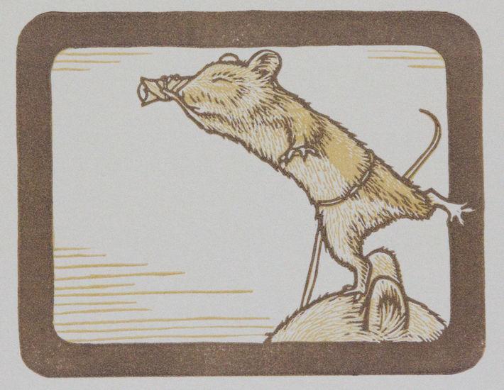 Animal Pyramid-Mouse