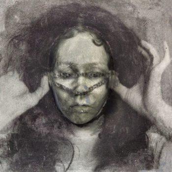 Teoksen nimi: Vrubelin demoni, 2008