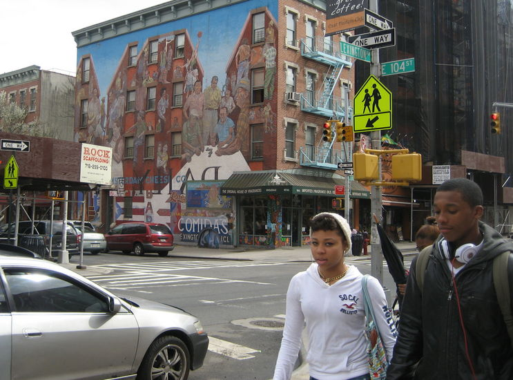 N.Y. Harlem School Day