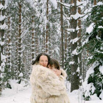 Teoksen nimi: Susiäiti, 2010