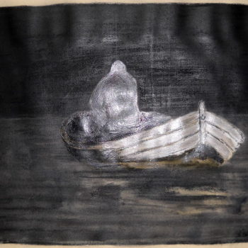 Teoksen nimi: Lasse kalassa