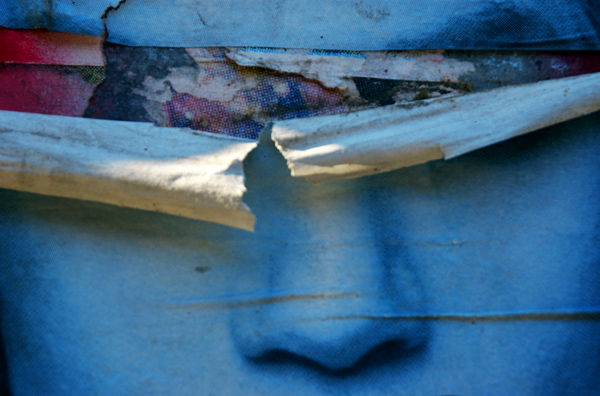 Untitled (Eyeless) Camera di morte – pace – felicità & Urban-sarja/Series