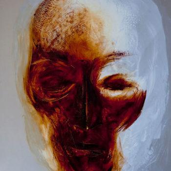 Teoksen nimi: naamio (Mask)