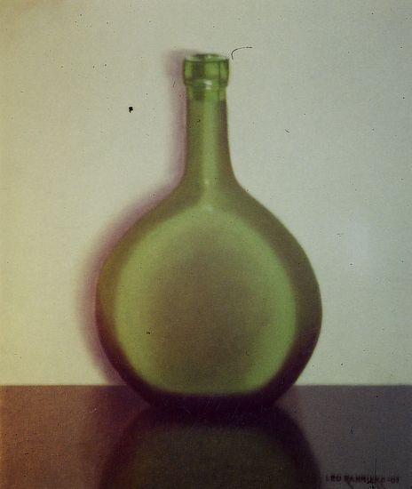 Pullon vihreä henki 2001