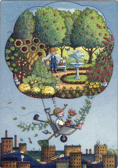 Puutarhurin unelma