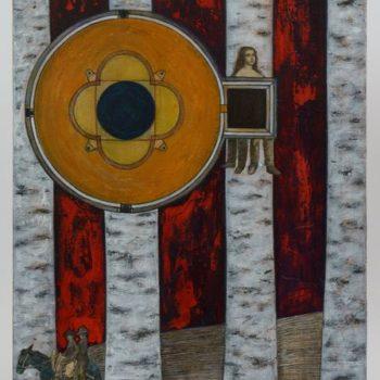 Teoksen nimi: Temppelin vartija