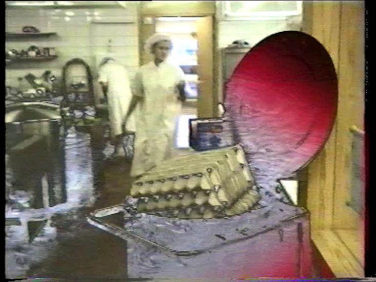 """""""Martat"""" videoinstallaatio 1992"""