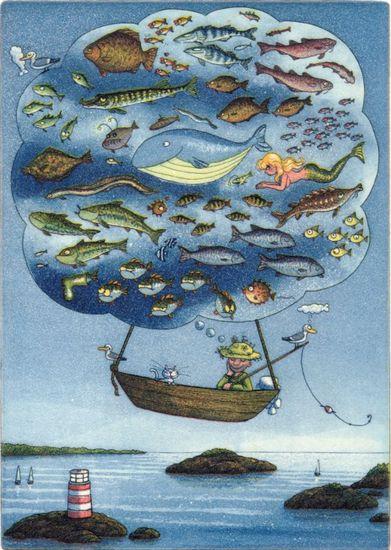 Kalastajan unelma