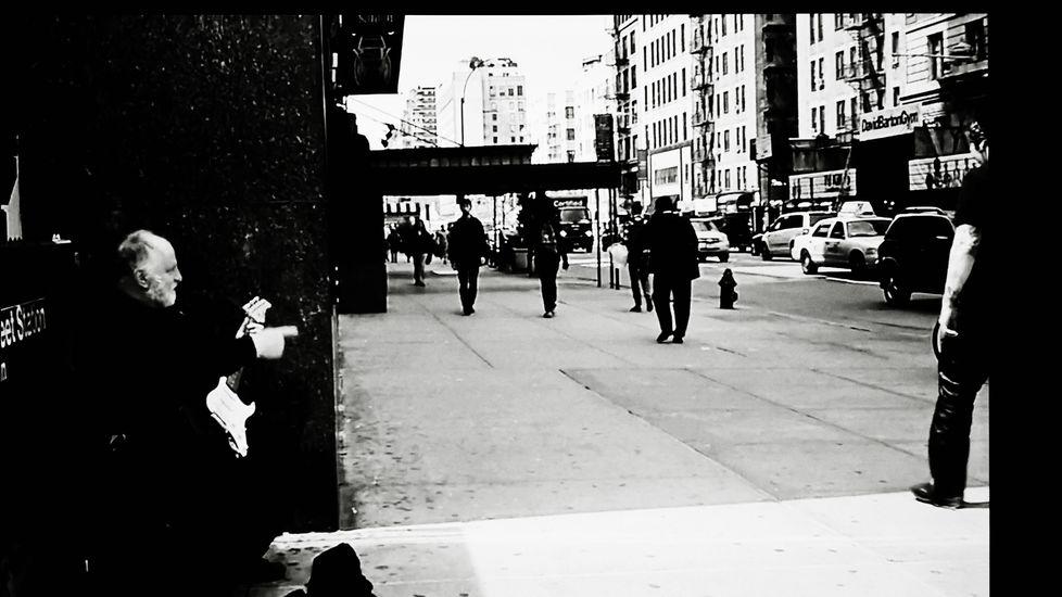 N.Y. Street/Mr William Clarks 2011/2017 (osa N.Y. Street -sarjasta)