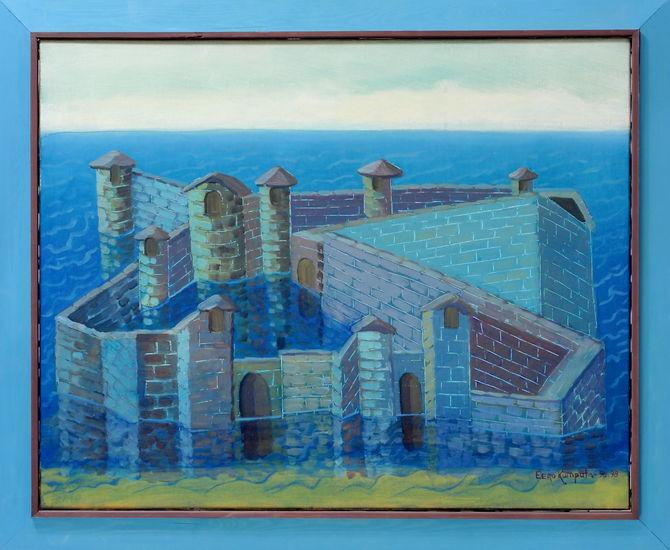 Linna merellä 1998