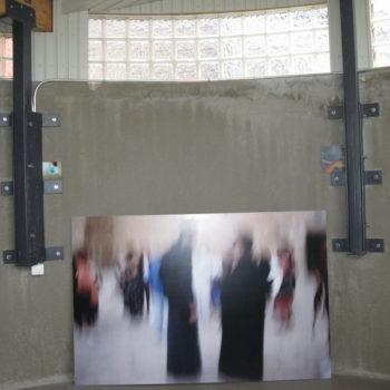 Teoksen nimi: Pyhät tilat – teos 2000 – 2010
