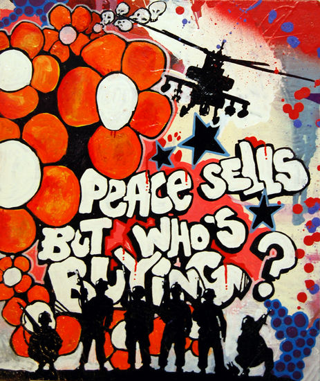 Peace sells, but who´s buying? 2010