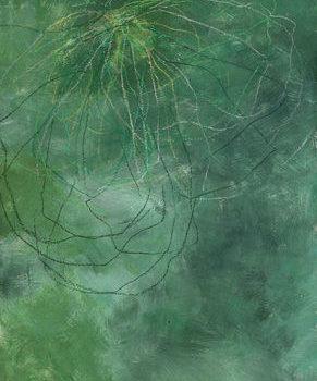 Name of the work: Jäsentymättömien ajatusten puutarhasta IV