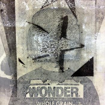 Teoksen nimi: White wonder