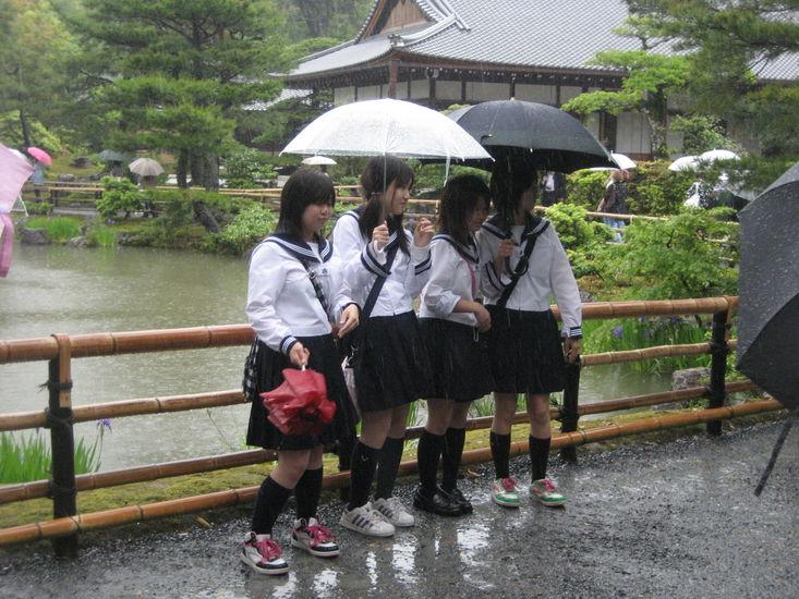 Kyoto, Nihon Girls -sarja (osa sarjasta)
