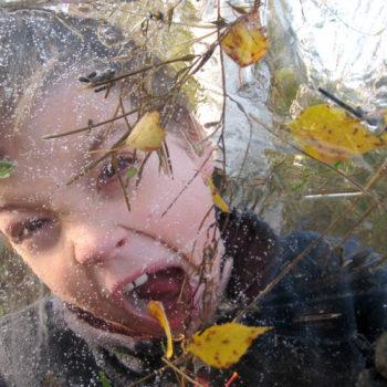 Teoksen nimi: Jäätä 2009
