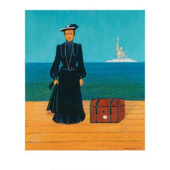 Teoksen nimi: Amerikan arkku, 2000