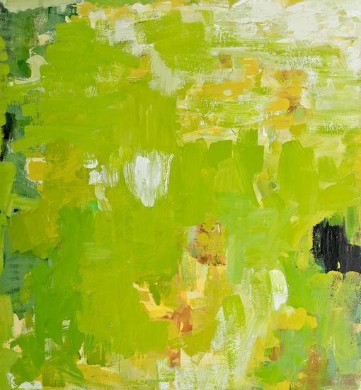 Maalaus, 140x130cm, öljy kankaalle, 2011