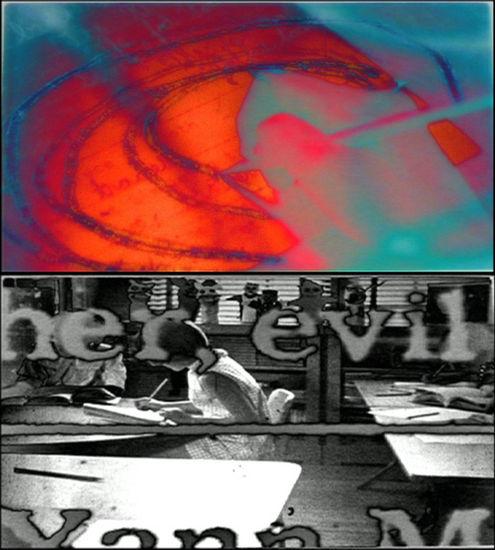 Orange Morning Paper River -kokeellinen lyhytelokuva/ Short Film 2011
