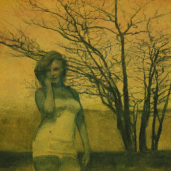 Teoksen nimi: Muistelin kesää, 2009