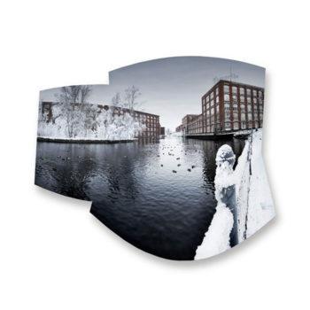 Teoksen nimi: Tammerkoski, Tampere