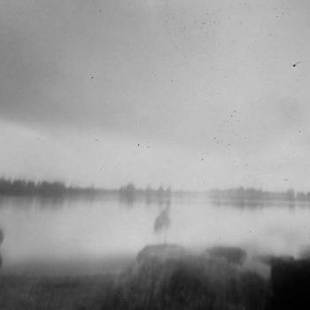Teoksen nimi: Töölonlahti-Naarmuja maisemassa