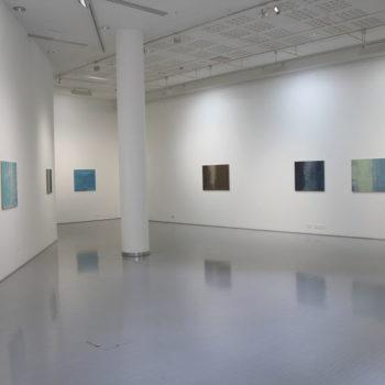 Teoksen nimi: Ripustuskuva, TM -galleria, Helsinki 2014