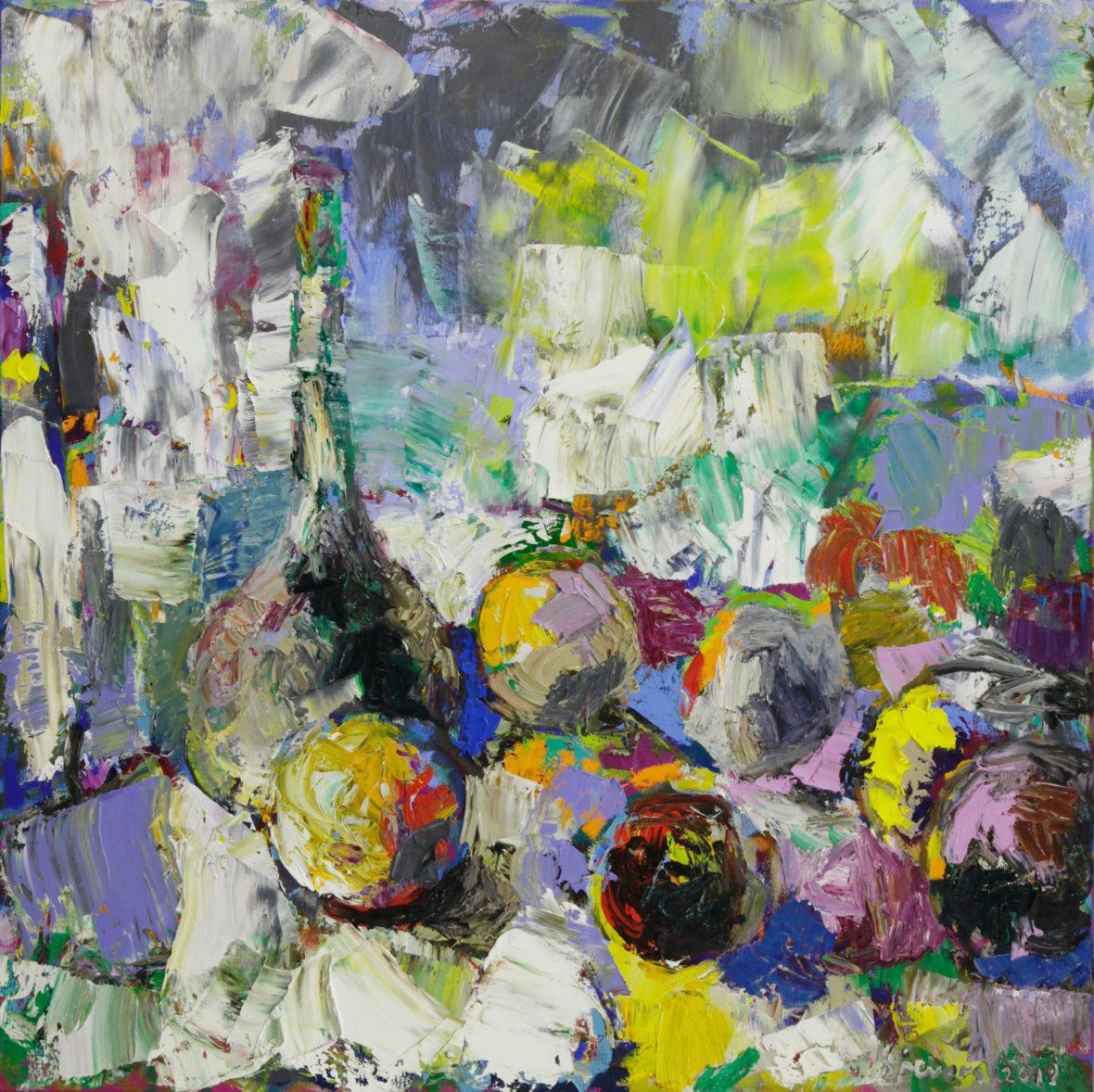 After Cézanne 500