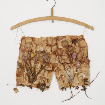 Name of the work: Metsähousut- forest pants