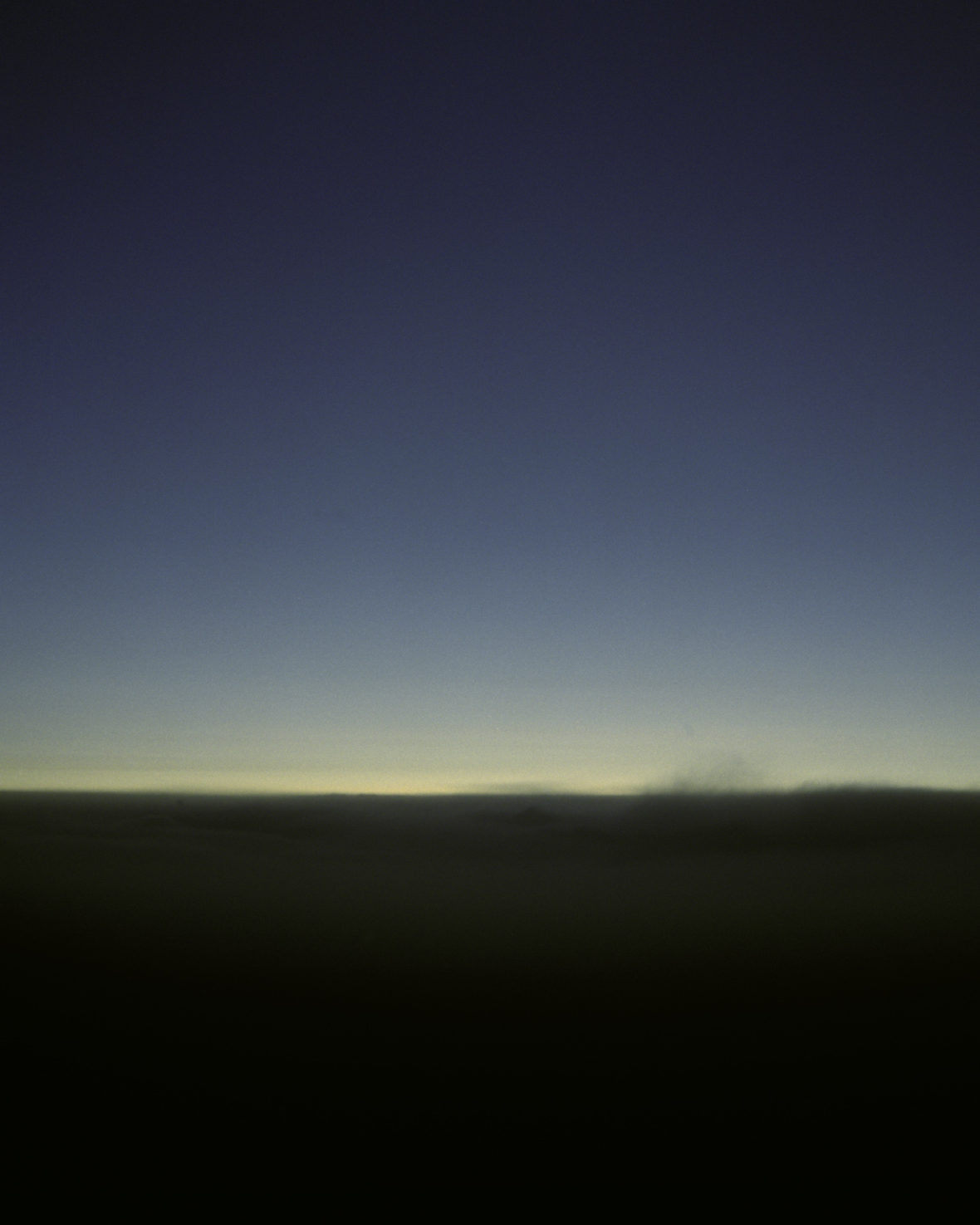 Horizon, from the series Book of Hours
