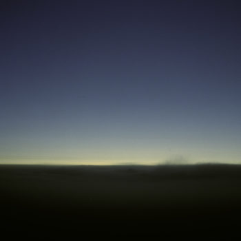 Teoksen nimi: Horizon, from the series Book of Hours
