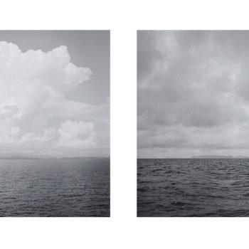 Teoksen nimi: Meren kasvojen edessä – The Changing Face of the Sea