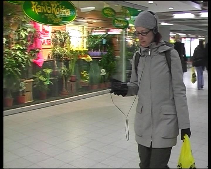 Subway sounds